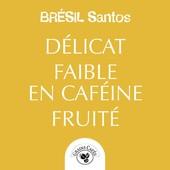 [ UN JOUR, UN CAFÉ ] ➡️ Brésil Santos 🇧🇷  ☕️100% Arabica   • DÉLICAT • FAIBLE EN CAFÉINE • FRUITÉ  Café pur #ARABICA, provenant du Brésil, le pays où le café est #Roi ! Cette #tasse est également parfaite pour les mélanges. Elle offre une bonne longueur en bouche, #onctueuse et #suave.  N'hésitez pas à vous connecter sur ✅ www.grainscafes.com Cafés en grains ou moulus ou capsules ☑️ Torréfaction 100% #Artisanale ☕️  📍 26 rue Grande - Manosque 🕡 Mardi au samedi de 9h à 13h | 14h à 18h Plus d'infos ?! 👇 📱 04.65.10.00.67 📧 contact@grainscafes.com  #GrainsCafes #Manosque #coffee #coffeetime #coffeelover #cafe #coffeeshop #coffeeaddict #Torrefaction #coffeegram #specialtycoffee #choco #barista #food #Luv #origine #Arabica #Brasil #coffeebreak #brésil #Brasilia #bresilcoffee #coffeebresil