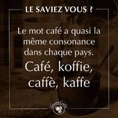 [ LE SAVIEZ VOUS ⁉ ] Café, koffie, caffè, kaffe ?  👉Le mot café a quasi la même consonance dans chaque pays. En allemand, vous commandez un Kaffee, en turc un Kahve et en portugais un Cafè. C'est très facile de commander votre tasse.  N'hésitez pas à vous connecter sur notre site ✅ www.grainscafes.com #Cafés en #grains ou #moulus ou #capsules ☑️ Torréfaction 100% #Artisanale ☕️ 📍 26 rue Grande - Manosque 🕡 Mardi au samedi de 9h à 13h | 14h à 18h Plus d'infos ?! 👇 📱 04.65.10.00.67 📧 contact@grainscafes.com  #GrainsCafes #Manosque #coffee #coffeetime #coffeelover #cafe #coffeeshop #coffeeaddict #Torrefaction #specialtycoffee #coffeeaddicted #coffeeaddiction #bestcoffee #doyourcoffee #enjoycoffee #astuces #astuce #conseils #astuce #expresso #Tips #lesaviezvous #savoircafe #irrisistible
